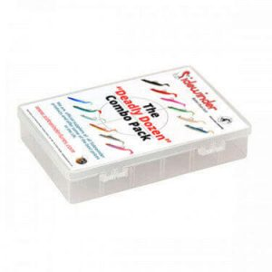 SIDEWINDER DEADLY DOZEN COMBO PACK LURE BOX