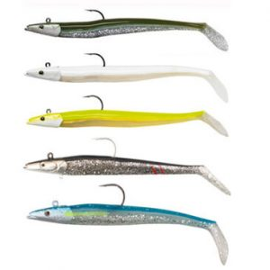 SAVAGE GEAR SALTWATER SANDEELS