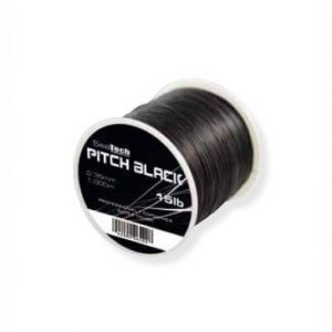 SeaTech Pitch Black