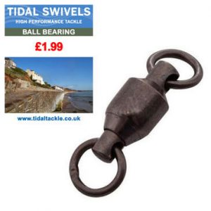 TIDAL BALL BEARING SWIVELS