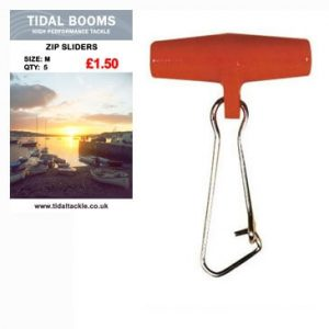Tidal Zip Sliders