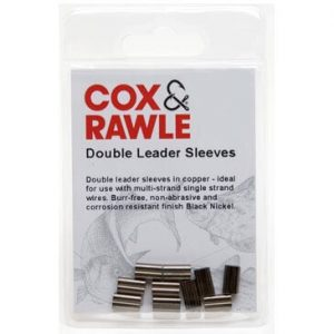 COX & RAWLE DOUBLE LEADER SLEEVE CRIMPS