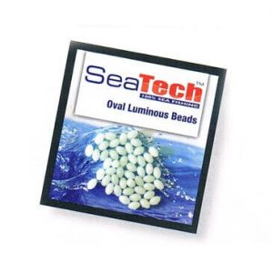 SEATECH LUMINOUS OVAL BEADS