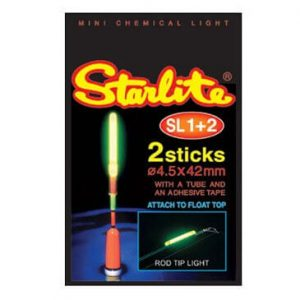 STARLITE ROD TIP LIGHTS SL1 & 2