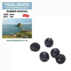 TIDAL RUBBER SHOCKA BEADS
